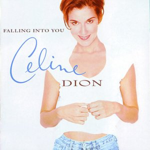 Celine Dion - Falling into You piano sheet music